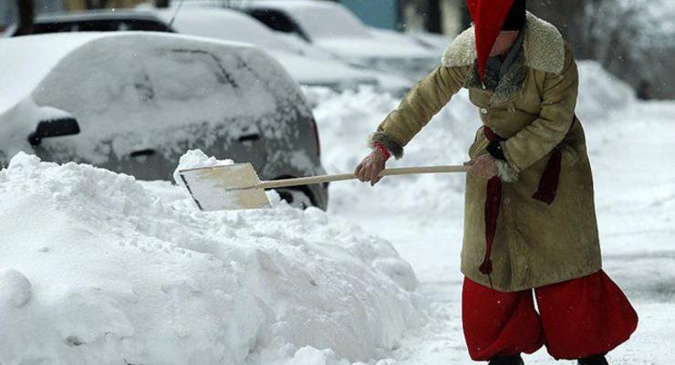 Как рождественские морозы повлияют на счета за отопление в Киеве