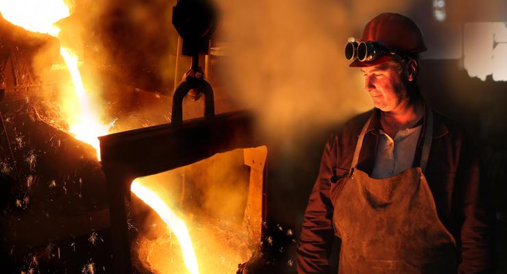 Украинские металлурги в 2016 году потеряли 10% валютной выручки
