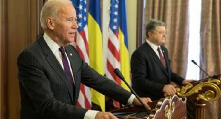Байден призвал Украину продолжать сотрудничать с МВФ