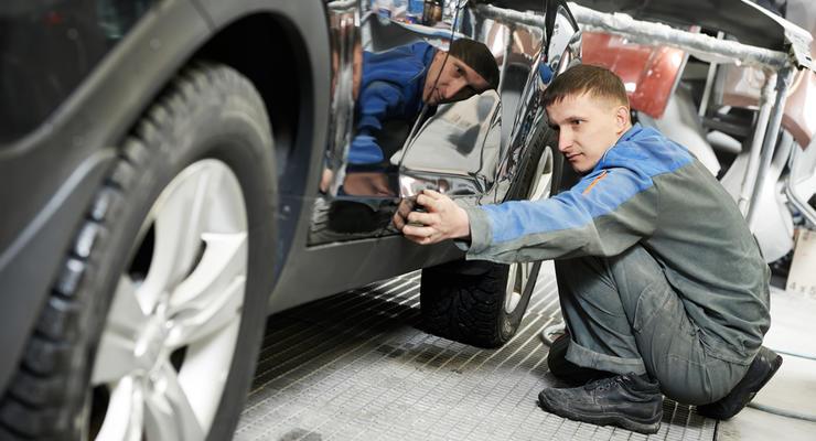 Автопроизводство в Украине за год упало на 36,5%
