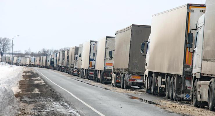 Транзитная война с Россией ударила по экономике Украины