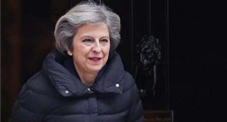 Великобритания выйдет из единого рынка с ЕС - Мэй