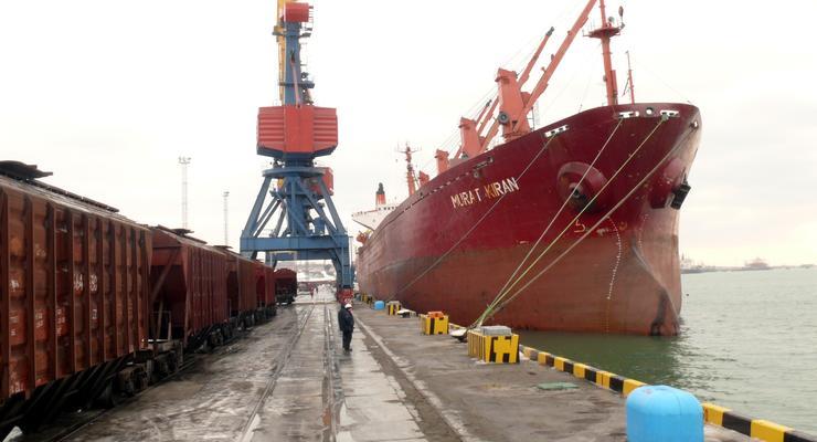 Крупный портовый оператор заинтересовался концессией порта Южный