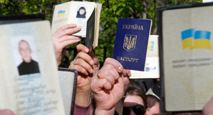 Проживающих не по месту прописки украинцев будут штрафовать