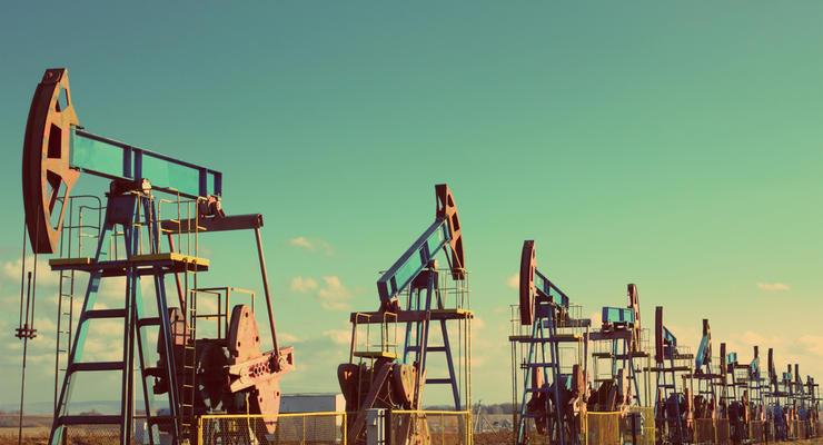 Цены на нефть торгуются выше 56 долларов за баррель