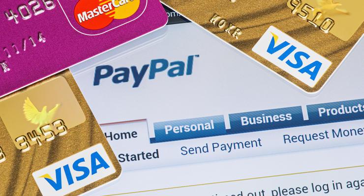 PayPal нарастил прибыль до 1,4 миллиарда долларов