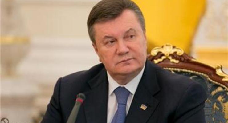"""Янукович и """"семья"""" отмыли около 202 миллиардов гривен - Госфинмониторинг"""