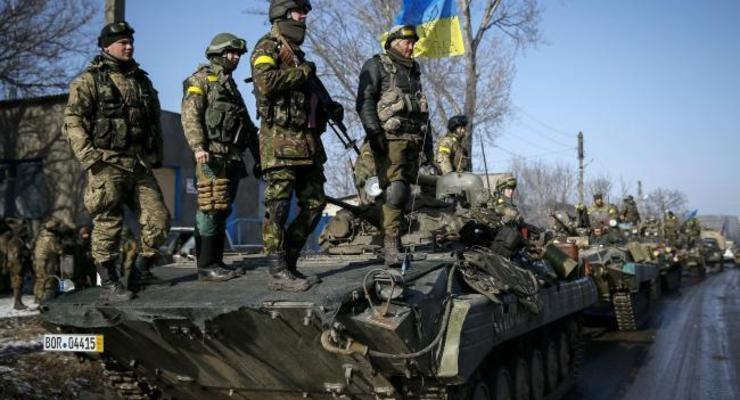 Украинским военным увеличили выплаты за службу в зоне АТО