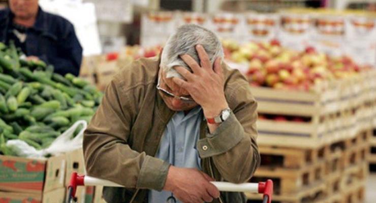 В Украине резко взлетели цены на продукты