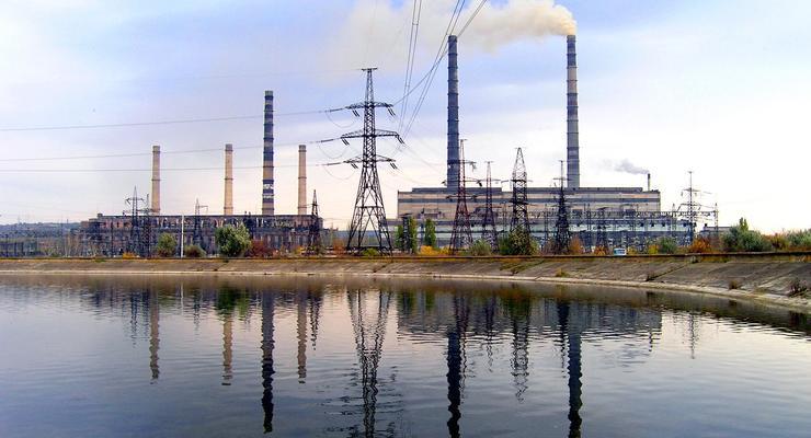 Славянская ТЭС может остановиться