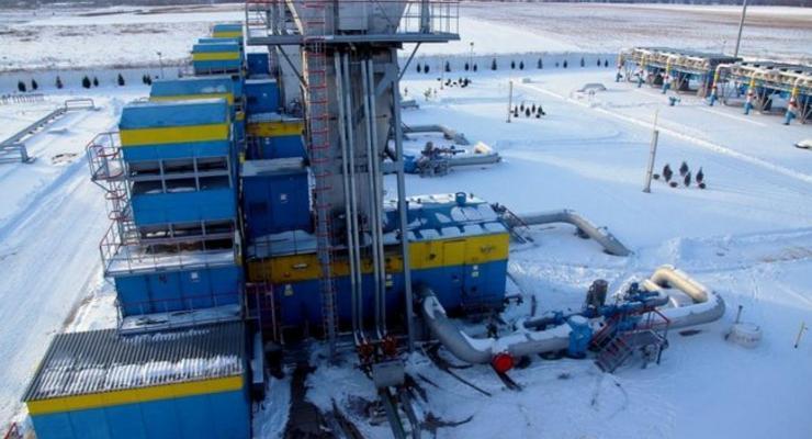 Украина нарастила добычу газа