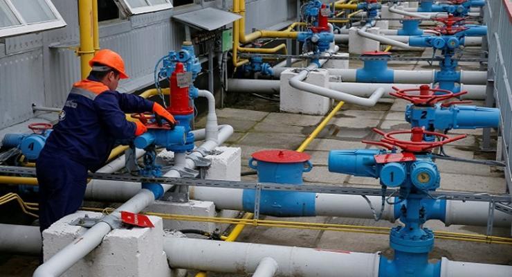 Россия в январе нарастила транзит газа через Украину