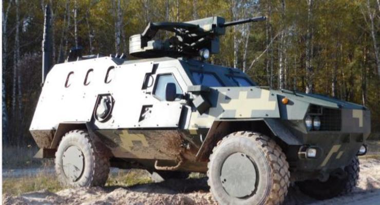 Львовский бронетанковый завод получил заказ на серию Дозоров-Б