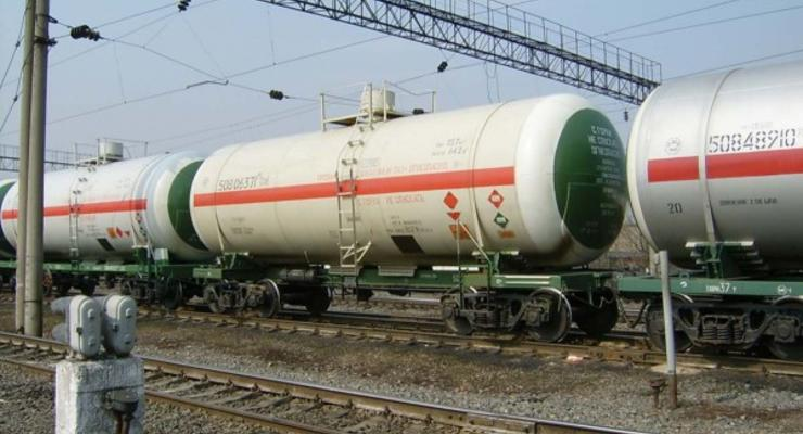 Россия возобновила транзит аммиака через Украину