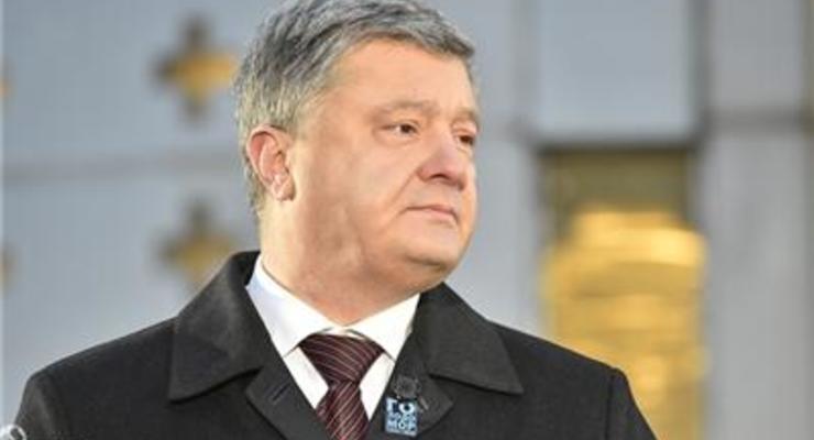 Порошенко подписал закон о нефтегазовой ренте