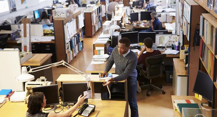 Вакантность столичных офисов рекордно сократилась