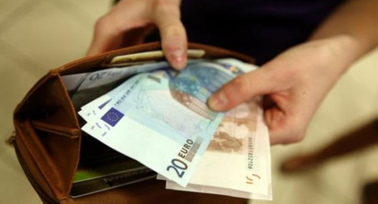 Назван уровень минимальных зарплат в ЕС