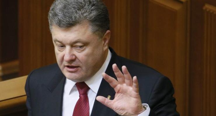 Субсидии в Украине будут выплачивать деньгами - Порошенко