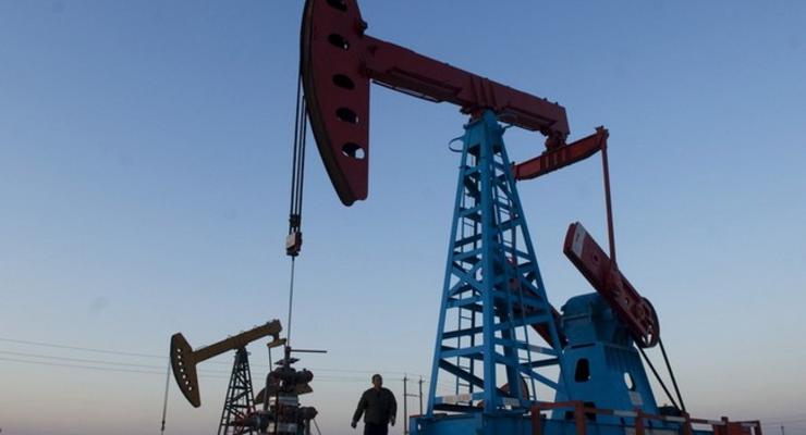 Цена на нефть растет на данных ОПЕК о сокращении добычи