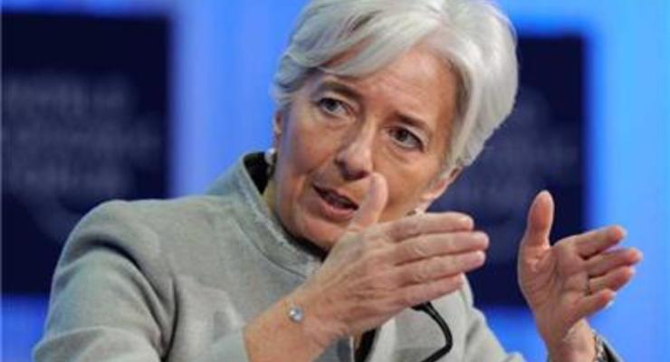 В МВФ довольны переговорами с Украиной
