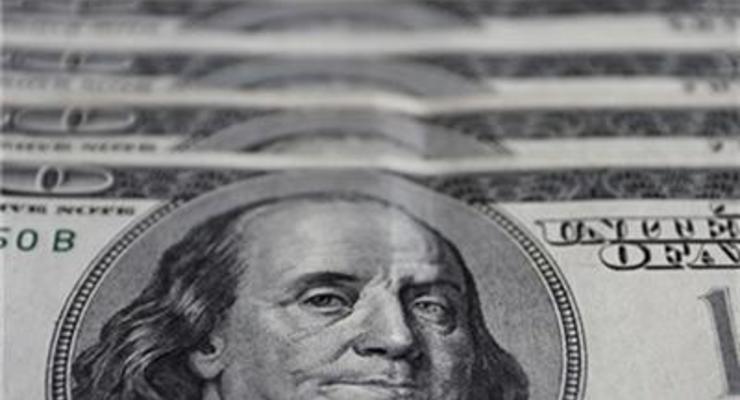 Наличный доллар подешевел на 9 копеек