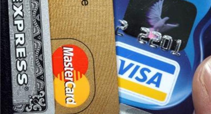 За пять лет доля карточных платежей выросла до 35%