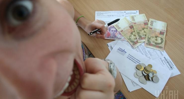 Жителям Киева снова пришли рекордные счета за отопление