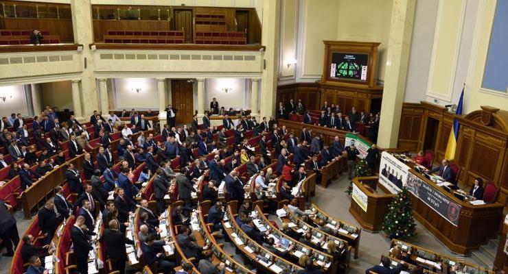 Верховная Рада не восстановила налоговую милицию