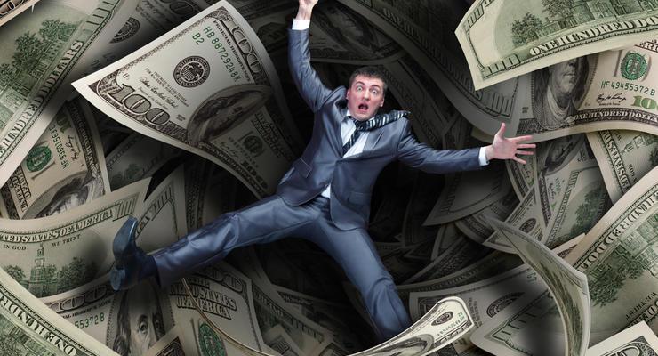 Сколько денег потеряли украинские олигархи за последние два года