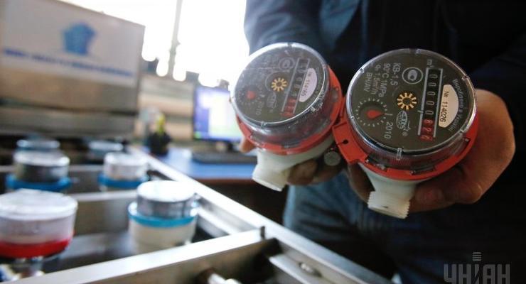 Как бесплатно установить счетчики на воду в Киеве