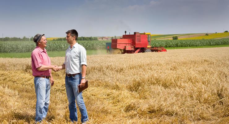 Украинские фермеры смогут передавать землю по наследству