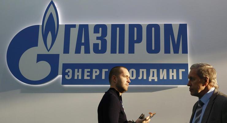 Газпром согласился снять ограничения на реэкспорт газа в Европе