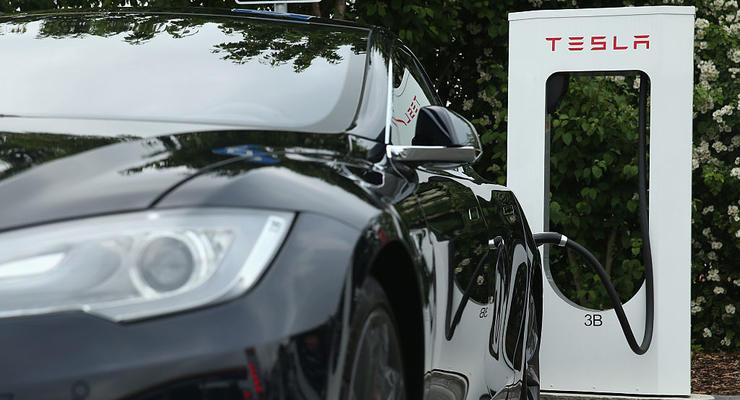 Украина попала в ТОП-15 стран с наибольшими продажами электромобилей