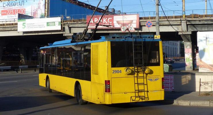 В Киевпастрансе украли 30 миллионов гривен на запчастях и топливе - СБУ