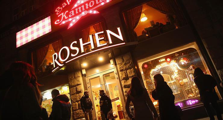 Липецкой фабрике Roshen продлили арест до июня 2017 года