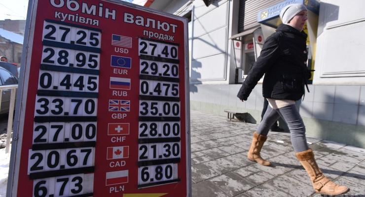 В Украине могут разрешить покупать валюты в 12 раз больше