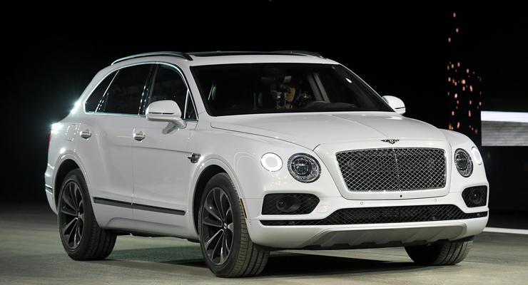 В Николаеве заметили авто за полмиллиона долларов