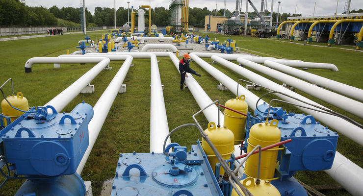 Немецкий экспортер газа может начать поставки в Украину