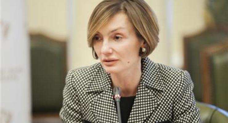 Рожкова: На счетах российских банков в Украине - 21 миллиард гривен