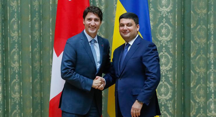 Что даст Украине зона свободной торговли с Канадой