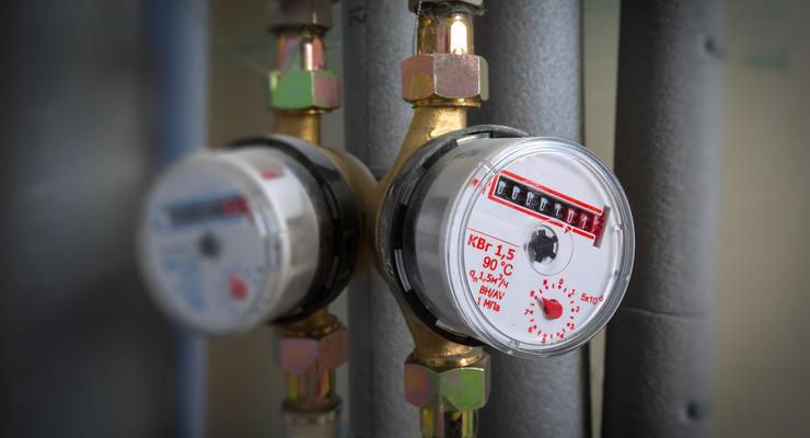 В Украине отменили установку бесплатных счетчиков энергоресурсов