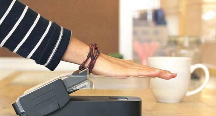В США предложили использовать ладонь вместо платежной карты
