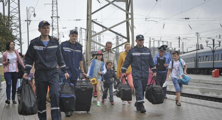 Пенсии внутренне перемещенным лицам составили 11,5 миллиардов гривен