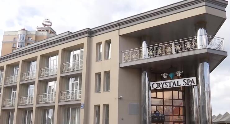 Кто распоряжается имуществом любовницы Януковича в Киеве