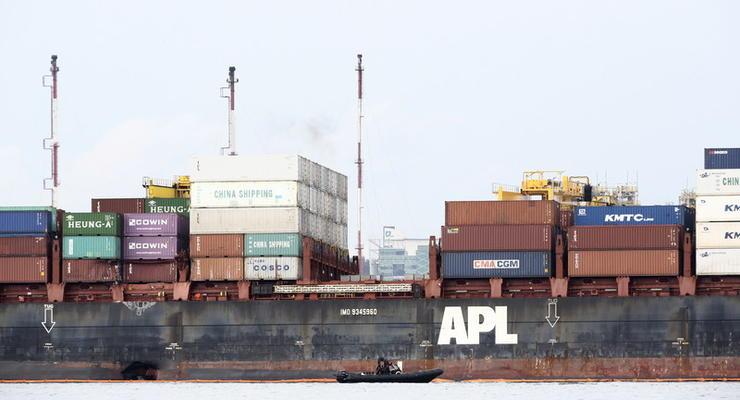 Иранская нефть для Беларуси прибыла в порт Одессы