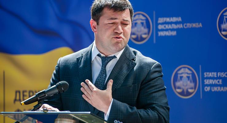 В Минфине не видят юридических оснований для увольнения Насирова