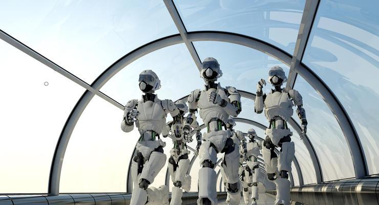 Каждый третий британец может потерять работу из-за роботов
