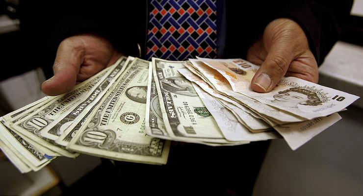 Курсы валют НБУ на 28 марта