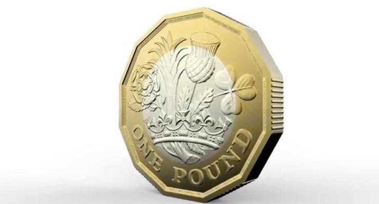 В Великобритании презентовали самую защищенную монету в мире
