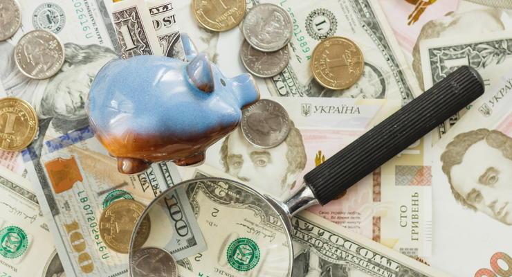 Госдолг Украины вырос более чем на 10 миллиардов гривен